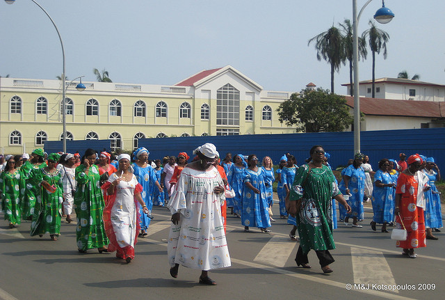 赤道ギニアの写真|世界の絶景画...