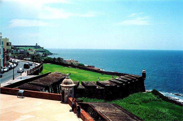 世界遺産 プエルトリコ プエルトリコの絶景写真画... プエルトリコの絶景写真画像 海外旅行ベス