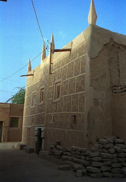 アガデスの歴史地区の絶景画像
