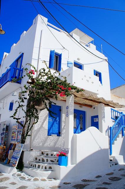 ギリシャの絶景写真画像
