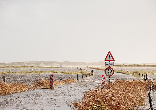 ワッデン海の絶景画像