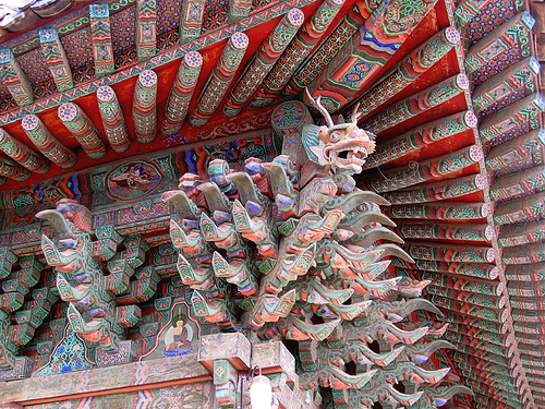 石窟庵と仏国寺の絶景写真画像 ...