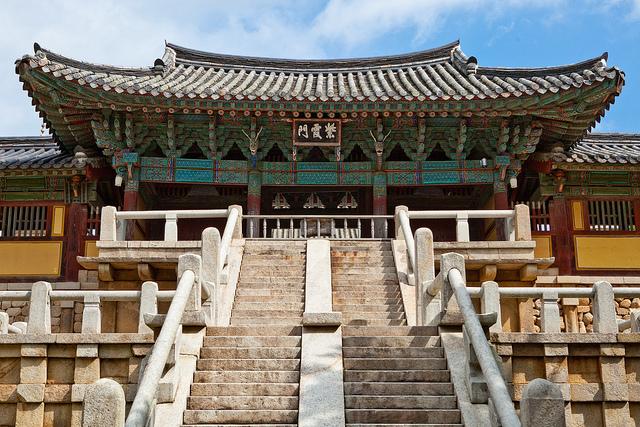 石窟庵と仏国寺の画像 p1_19