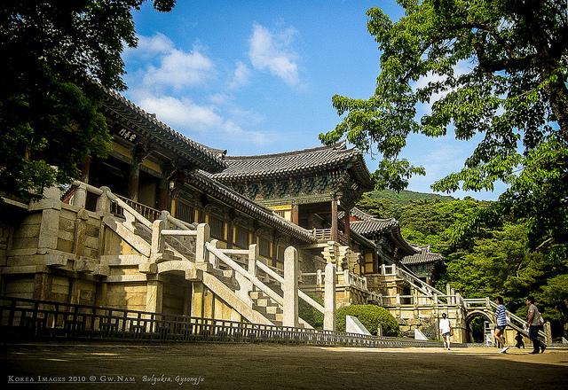 石窟庵と仏国寺の画像 p1_18