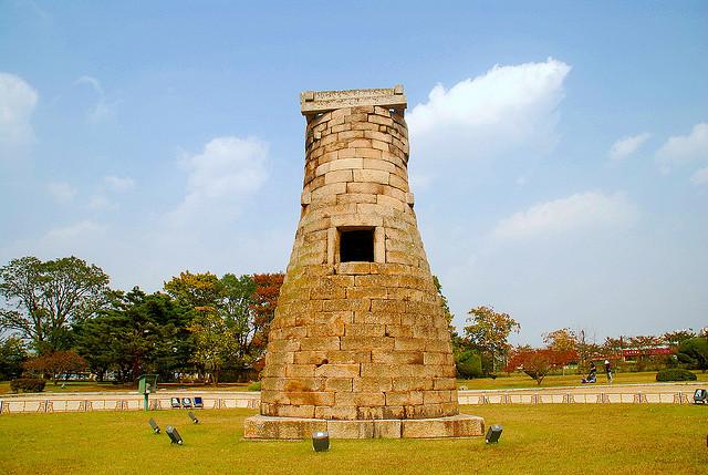慶州歴史地域の絶景画像