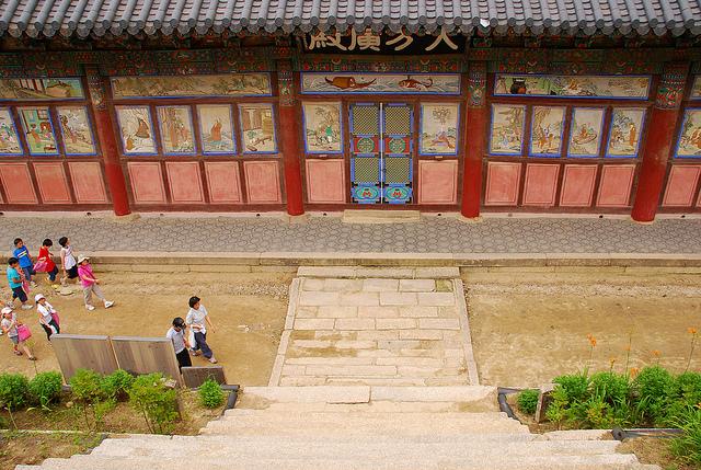 海印寺大蔵経板殿の画像 p1_8