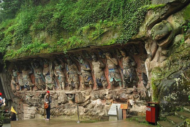 大足石刻の画像 p1_20