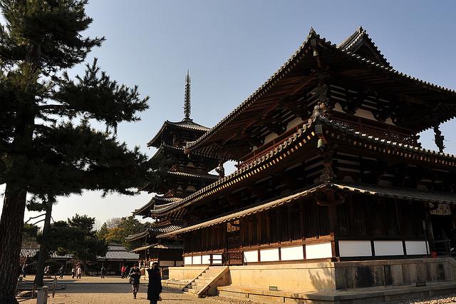 法隆寺地域の仏教建造物の画像 p1_39