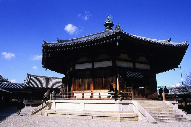 法隆寺地域の仏教建造物の画像 p1_35