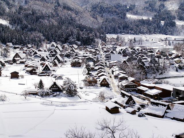 白川郷・五箇山の合掌造り集落の画像 p1_9