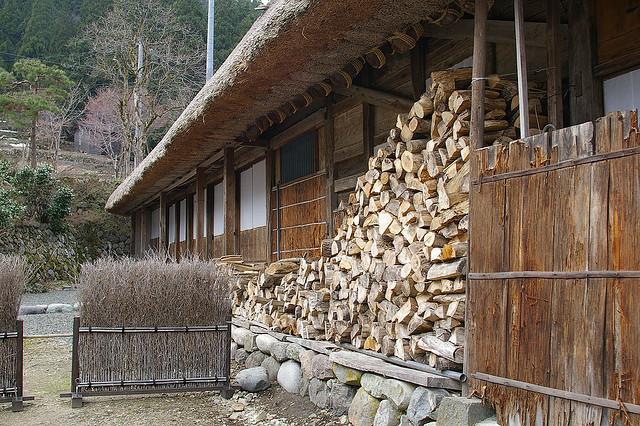 白川郷・五箇山の合掌造り集落の画像 p1_10