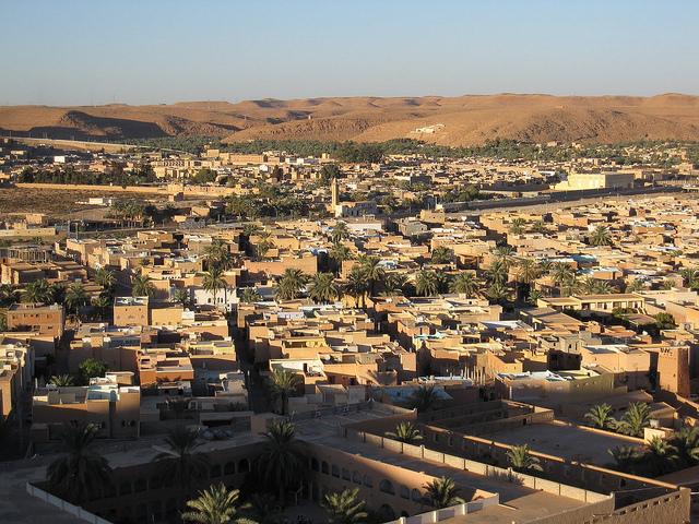 アルジェリアの絶景写真画像