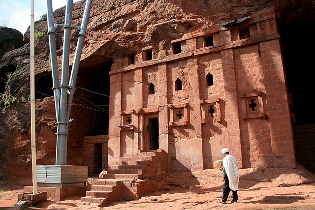 ラリベラの岩窟教会群の画像 p1_19