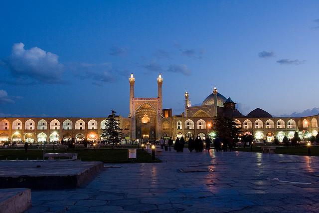 イマーム広場の画像 p1_25
