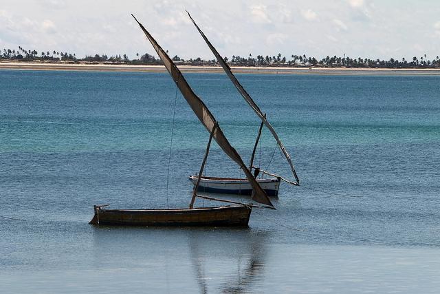 世界遺産 モザンビーク島の画像 モザンビーク島の... モザンビーク島の絶景写真画像 モザンビー