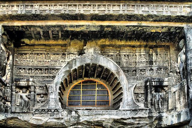 アジャンター石窟群の画像 p1_14