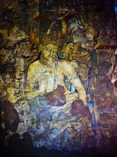 アジャンター石窟群の画像 p1_39