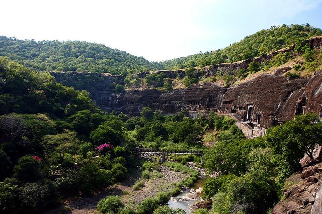 アジャンター石窟群の画像 p1_19
