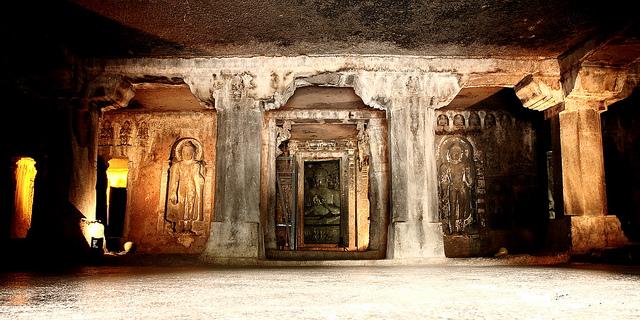 アジャンター石窟群の画像 p1_10