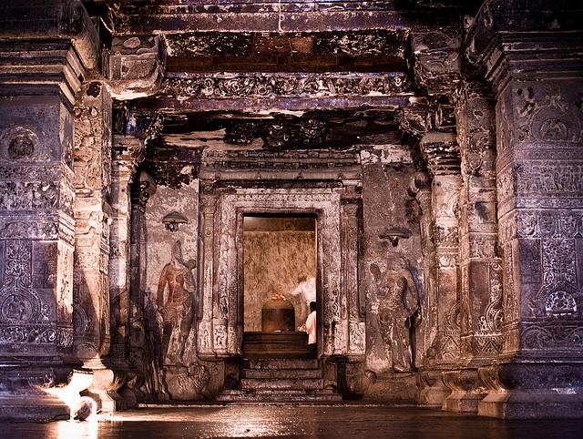エローラ石窟群の画像 p1_17