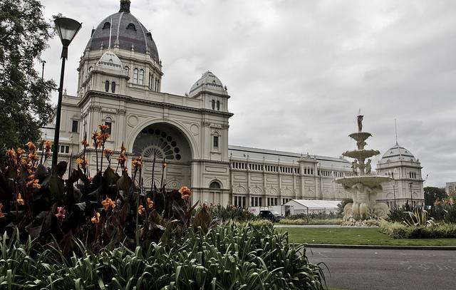 世界遺産 王立展示館とカールトン庭園の画像 王立... 王立展示館とカールトン庭園の絶景写真画像