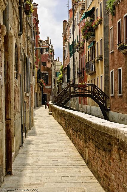 世界遺産 ヴェネツィアとその潟 ヴェネツィアとその潟の絶景写真画像 イタリア
