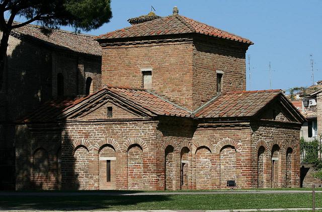 ラヴェンナの初期キリスト教建築物群の画像 p1_29