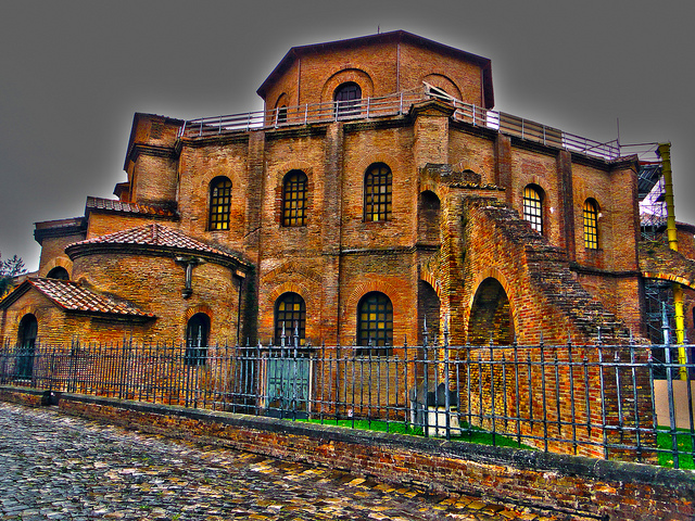 ラヴェンナの初期キリスト教建築物群の画像 p1_10