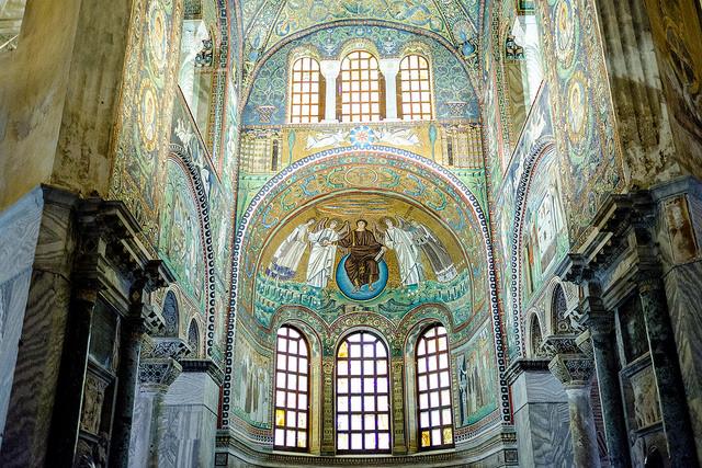 ラヴェンナの初期キリスト教建築物群の画像 p1_2