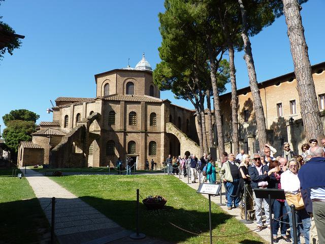 ラヴェンナの初期キリスト教建築物群の画像 p1_22