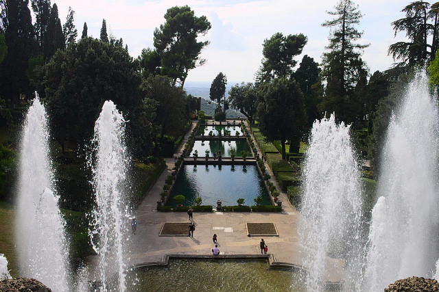 ティヴォリのエステ家別荘の画像 p1_17