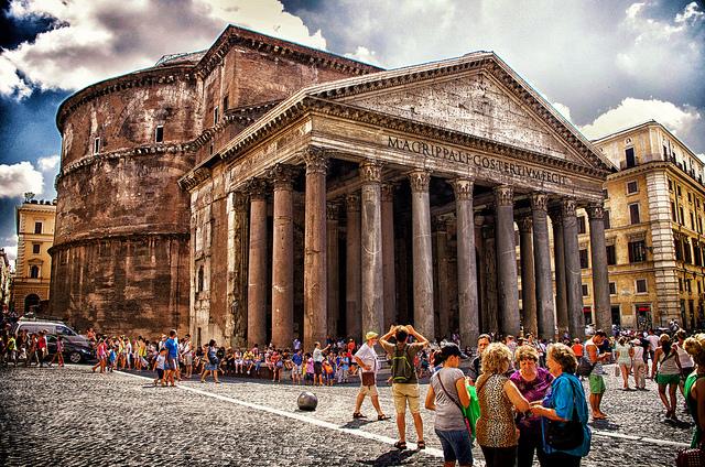 世界遺産 ローマ歴史地区 ローマ歴史地区、教皇領... ローマ歴史地区、教皇領とサン・パオロ・フ