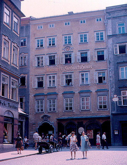 ザルツブルク市街の歴史地区の画像 p1_37