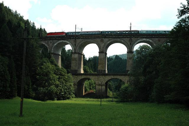 ゼメリング鉄道の画像 p1_6