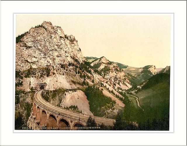 ゼメリング鉄道の画像 p1_25