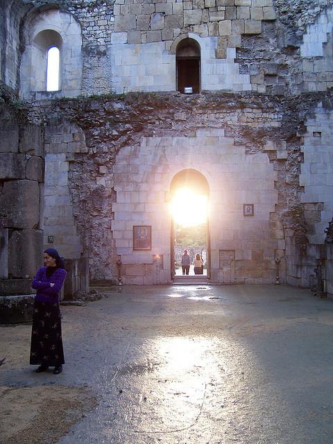 ゲラティ修道院の画像 p1_18