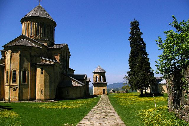 ゲラティ修道院の画像 p1_28