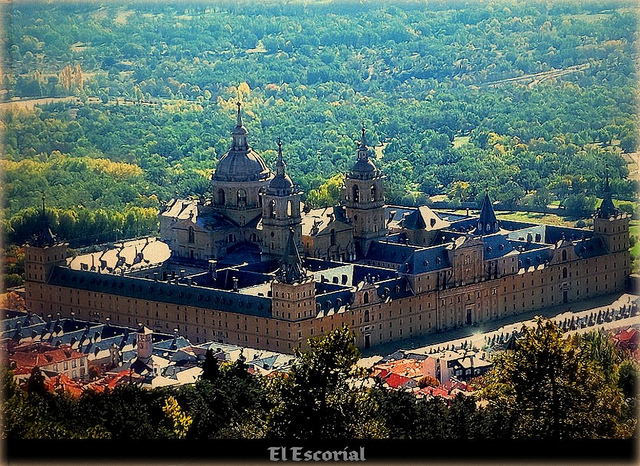 エル・エスコリアル修道院の画像 p1_30