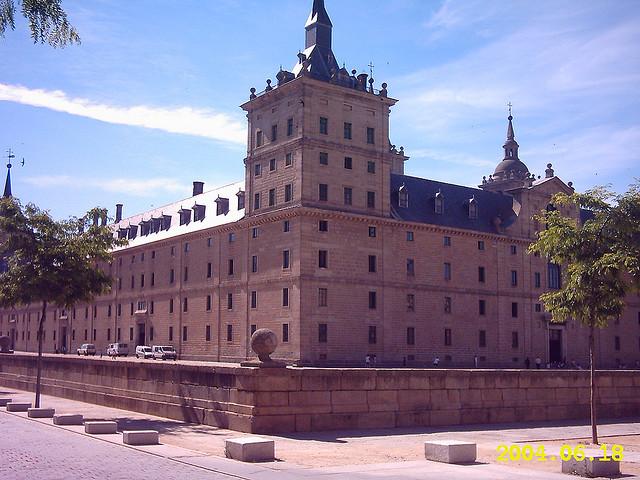 エル・エスコリアル修道院の画像 p1_4