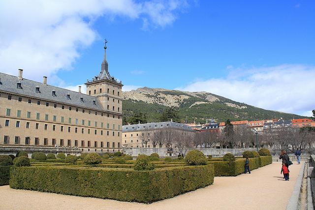エル・エスコリアル修道院の画像 p1_10