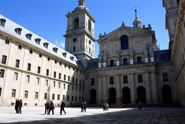 エル・エスコリアル修道院の画像 p1_20