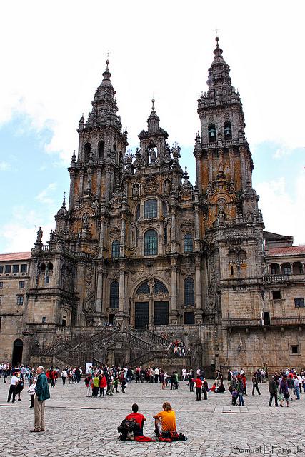 サンティアゴ・デ・コンポステーラ大聖堂の画像 p1_8