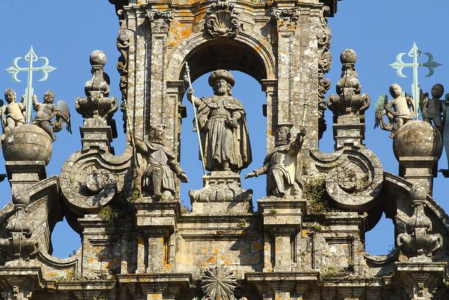 サンティアゴ・デ・コンポステーラの巡礼路の画像 p1_35