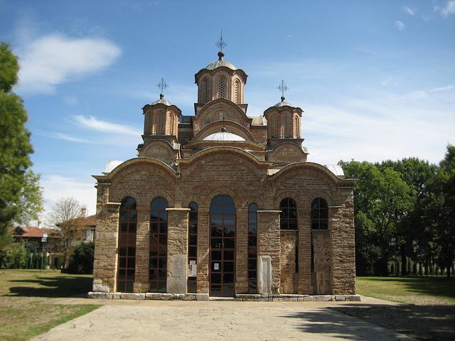 セルビアの絶景画像