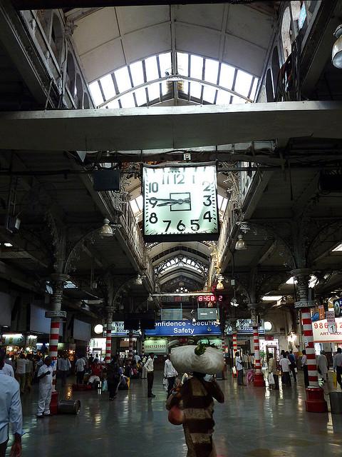 チャトラパティ・シヴァージー・ターミナス駅の画像 p1_33
