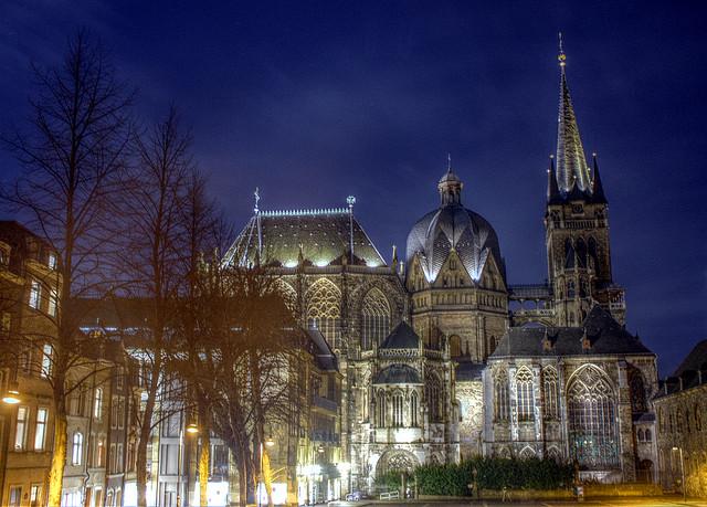 アーヘン大聖堂の画像 p1_3