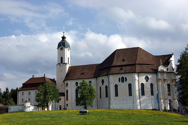 ヴィースの巡礼教会の画像 p1_10