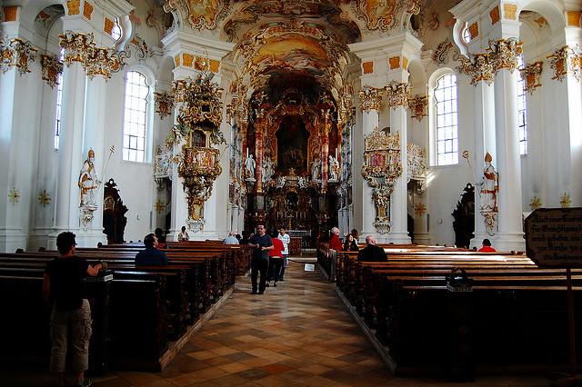 ヴィースの巡礼教会の画像 p1_2