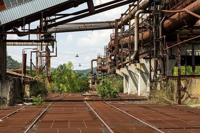 フェルクリンゲン製鉄所の画像 p1_13