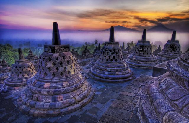 ボロブドゥール寺院遺跡群の画像 p1_2